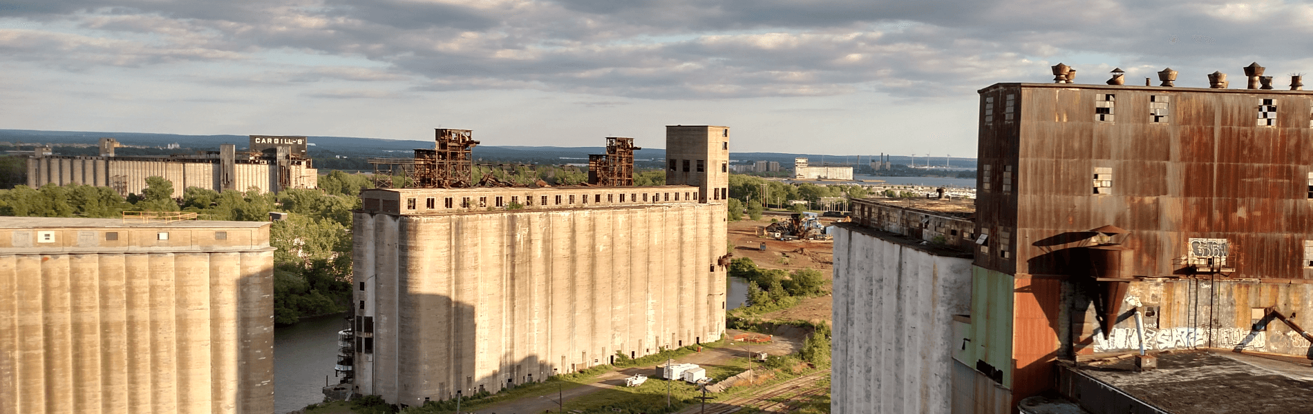 Silo City Vertical Grain Elevator Tours