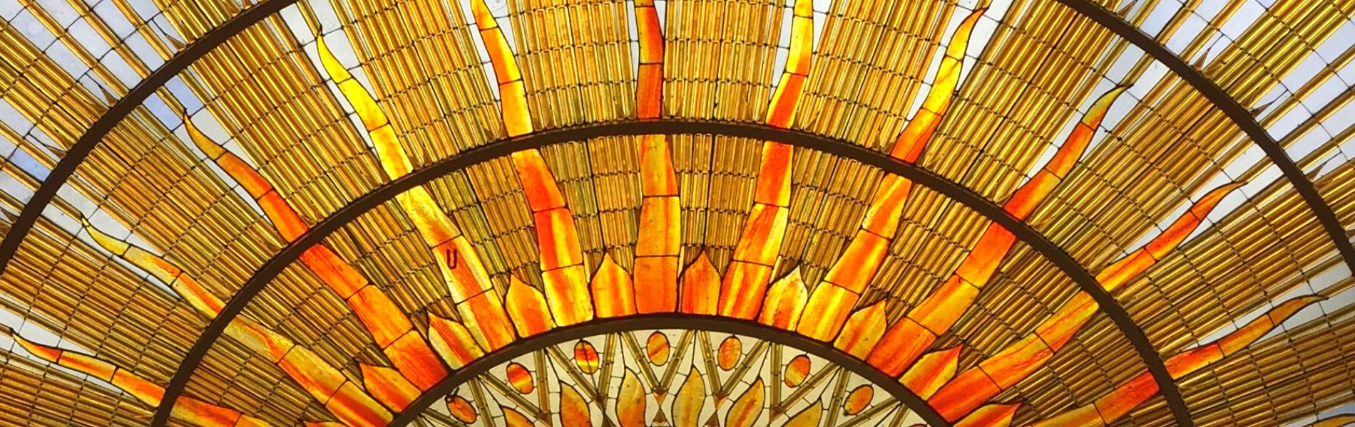 City Hall Sunburst