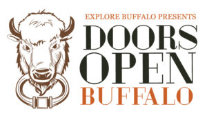 Doors Open Buffalo Event Logo